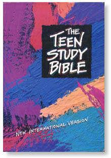 Niv Teen Bible 24